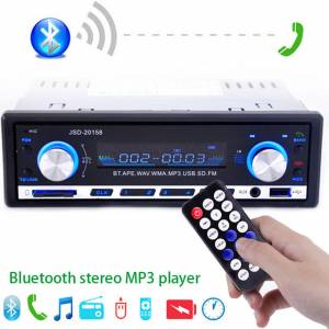 autoradio BLUETOOTH, MP3, USB, SD  JSD20158